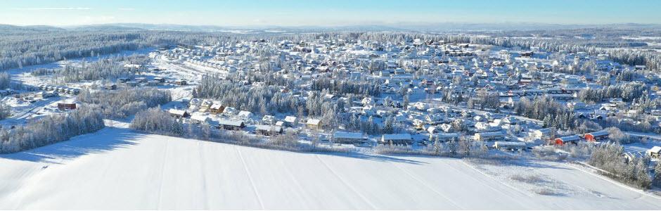 Vinteridyll på Neskollen